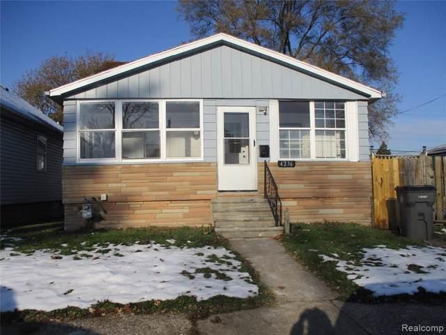 4236 8th Street, Ecorse, MI 48229 (#219116258) :: GK Real Estate Team