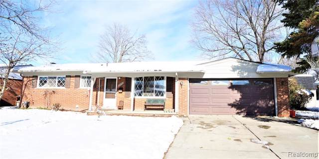 36056 Ladywood Street, Livonia, MI 48154 (#219116266) :: GK Real Estate Team