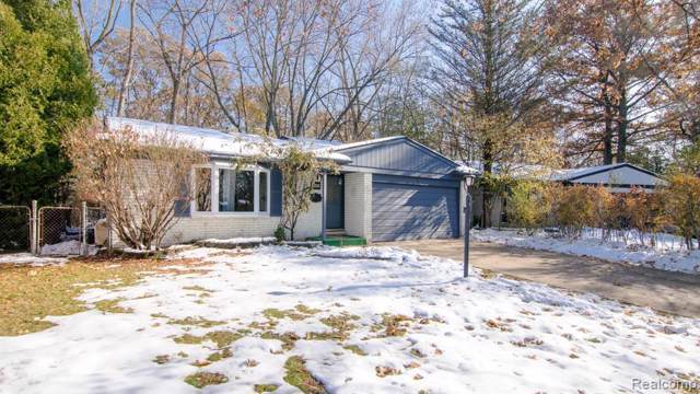 8108 Orhan Street, Canton Twp, MI 48187 (#219116285) :: The Alex Nugent Team | Real Estate One