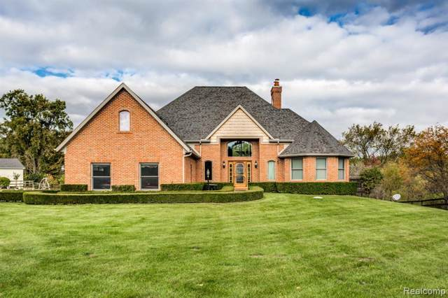 5710 Jeddo Road, Grant Twp, MI 48032 (#219116312) :: GK Real Estate Team