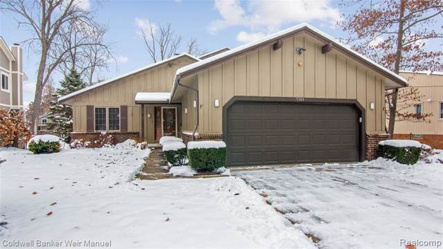7593 Biscayne Avenue, White Lake Twp, MI 48383 (#219116313) :: The Alex Nugent Team | Real Estate One
