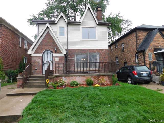 18951 Monica Street, Detroit, MI 48221 (#219116334) :: Alan Brown Group