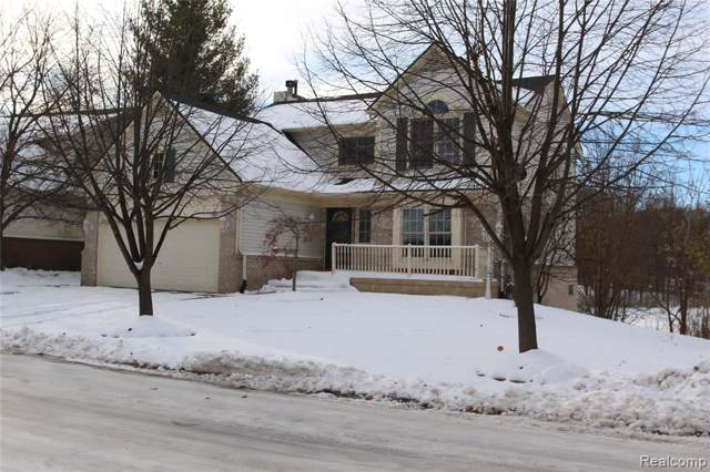 43269 Sandstone Drive, Novi, MI 48377 (#219116346) :: Alan Brown Group