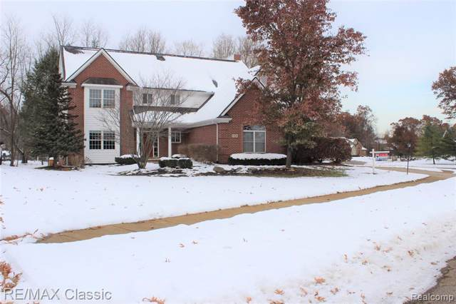 1928 Tranquil Court, Commerce Twp, MI 48390 (MLS #219116350) :: The John Wentworth Group