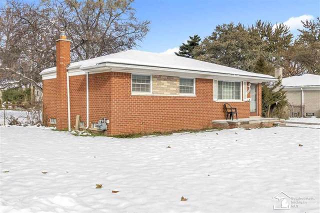 31468 Block St, Garden City, MI 48135 (#57050000291) :: Alan Brown Group