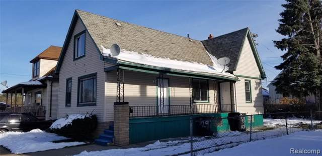 5292 Cabot Street, Detroit, MI 48210 (#219116357) :: Alan Brown Group