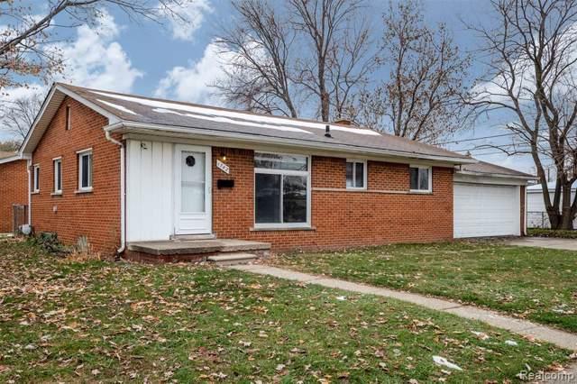 1742 Huntington Avenue, Madison Heights, MI 48071 (#219116368) :: Duneske Real Estate Advisors