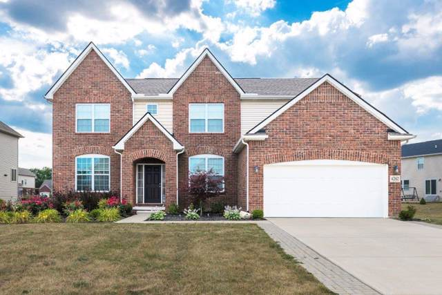 4262 Chandi Court, Pittsfield, MI 48197 (#543270040) :: Alan Brown Group