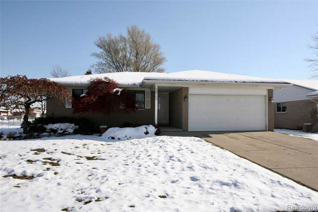 36760 Chene Drive, Sterling Heights, MI 48310 (#219116426) :: Springview Realty