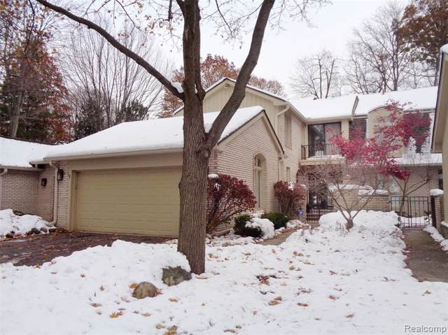 1232 S Timberview Trail Trail #8, Bloomfield Twp, MI 48304 (#219116461) :: RE/MAX Nexus