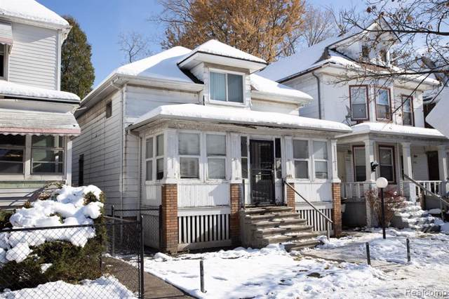 2516 Fischer Street, Detroit, MI 48214 (#219116463) :: RE/MAX Nexus