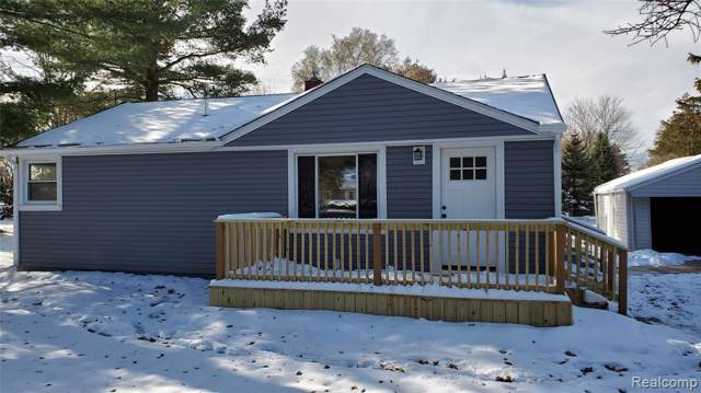 11039 Bare Drive, Vienna Twp, MI 48420 (#219116465) :: The Buckley Jolley Real Estate Team