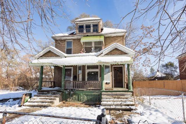 3006 Baldwin Street, Detroit, MI 48214 (#219116475) :: RE/MAX Nexus