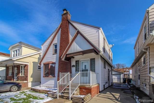 4810 Orchard Avenue, Dearborn, MI 48126 (#219116514) :: The Buckley Jolley Real Estate Team