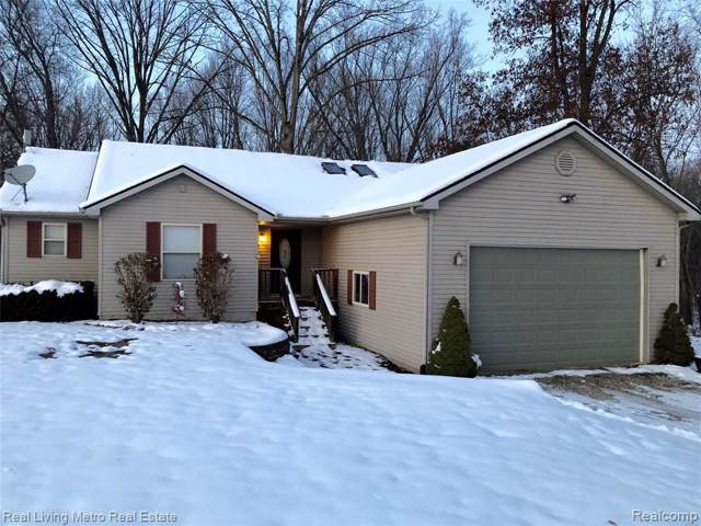 11064 Cedar River Estates Drive, Iosco Twp, MI 48836 (#219116525) :: The Buckley Jolley Real Estate Team