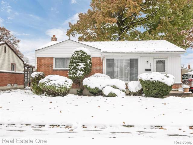 340 Hecht Drive, Madison Heights, MI 48071 (#219116548) :: Alan Brown Group