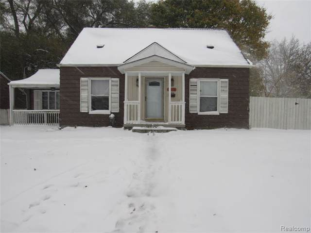 1502 Lavender Avenue, Flint, MI 48504 (#219116550) :: The Buckley Jolley Real Estate Team