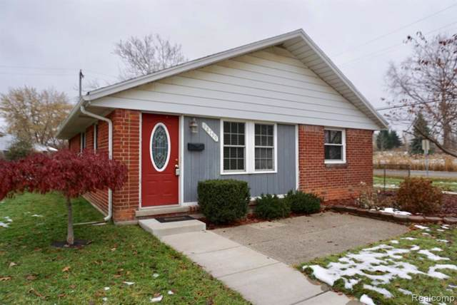 18799 Koester Street, Riverview, MI 48193 (#219116577) :: The Mulvihill Group