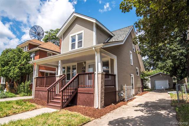 200 Puritan Street, Highland Park, MI 48203 (#219116601) :: The Buckley Jolley Real Estate Team