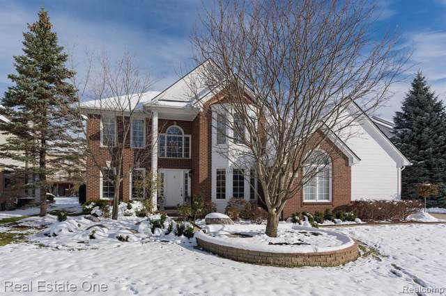 1323 Ross Lane, Rochester, MI 48306 (#219116604) :: The Alex Nugent Team | Real Estate One