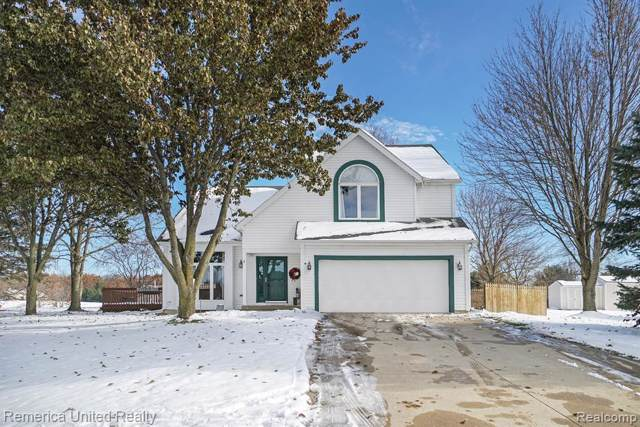 7340 Donegal Drive, Cambridge Twp, MI 49265 (#219116632) :: The Alex Nugent Team | Real Estate One