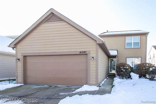 41561 Cornell Drive, Novi, MI 48377 (#219116651) :: Duneske Real Estate Advisors