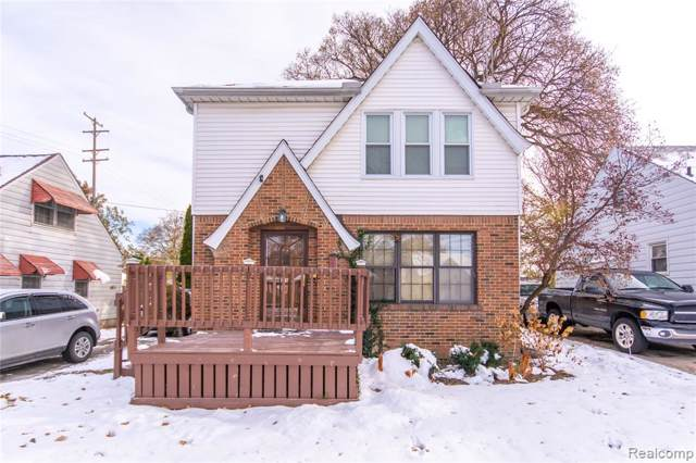 519 Greenfield Avenue, Flint, MI 48503 (#219116656) :: The Buckley Jolley Real Estate Team