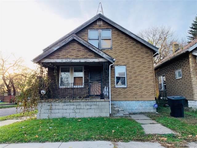17405 Fleming Street, Detroit, MI 48212 (#219116675) :: The Buckley Jolley Real Estate Team