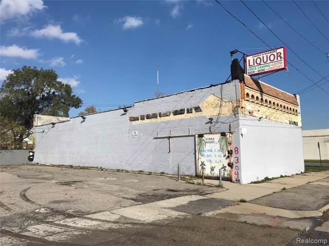8304 W Davison, Detroit, MI 48238 (#219116701) :: Springview Realty