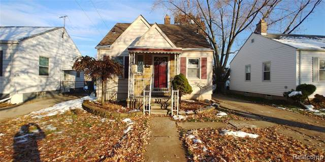 3229 Alice Street, Dearborn, MI 48124 (#219116711) :: The Buckley Jolley Real Estate Team