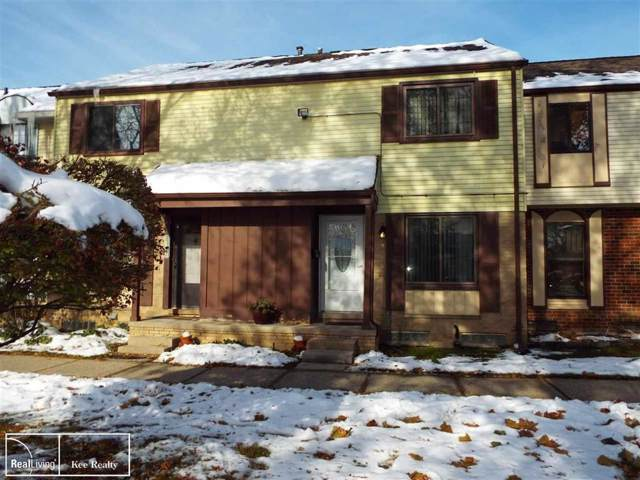 8309 Hickory Drive, Sterling Heights, MI 48312 (#58050000367) :: Team DeYonker