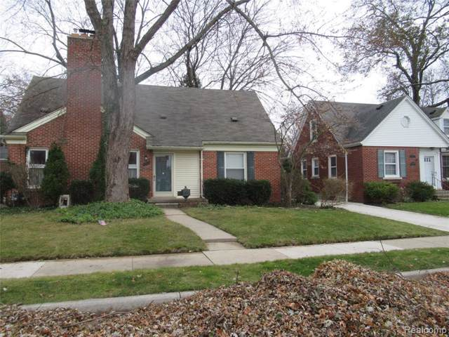 221 Beechmont Street, Dearborn, MI 48124 (#219116730) :: Alan Brown Group