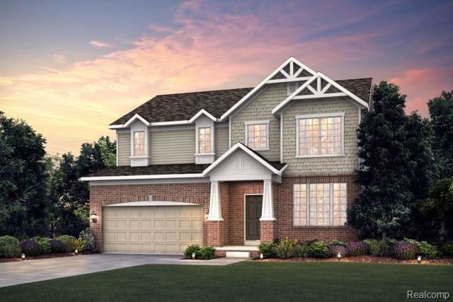 28140 Hummingdale Circle, Novi, MI 48377 (#219116775) :: Duneske Real Estate Advisors
