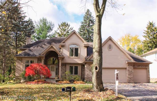 3722 Sunset Boulevard, Orchard Lake Village, MI 48324 (MLS #219116796) :: The Toth Team