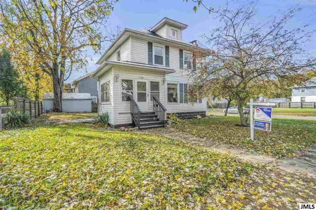 729 W Franklin St, CITY OF JACKSON, MI 49201 (MLS #55201904235) :: The Toth Team