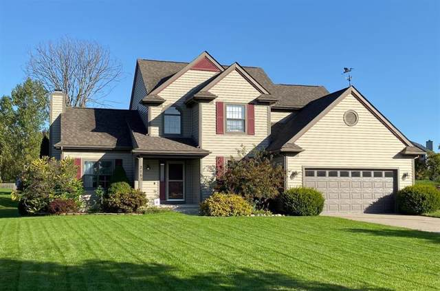 2162 Vail Court, Pittsfield Twp, MI 48108 (#543270056) :: Team DeYonker