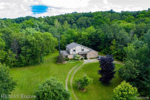 753 S Sashabaw Road, Brandon Twp, MI 48462 (#219116953) :: The Alex Nugent Team | Real Estate One