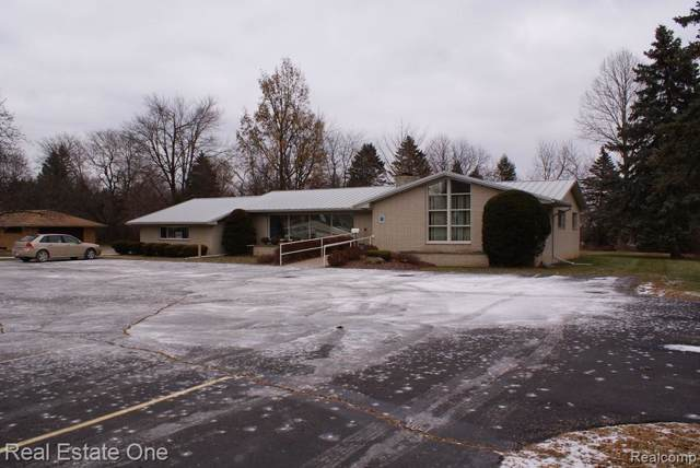 1101 S Lapeer Road, Lapeer, MI 48446 (#219116980) :: The Alex Nugent Team | Real Estate One