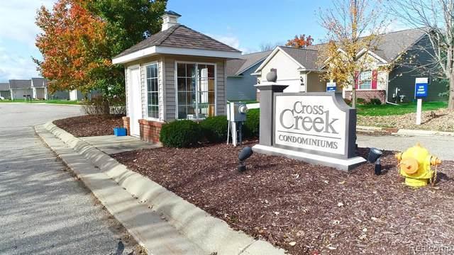 1216 Creek View Ct Court #15, Burton, MI 48509 (#219117000) :: RE/MAX Nexus