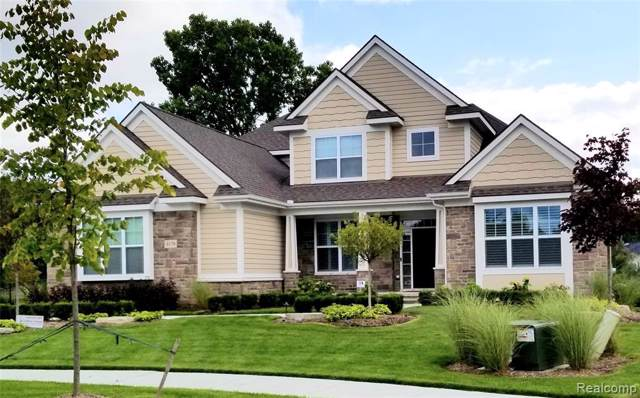 1880 Cedar Bend, Commerce Twp, MI 48382 (#219117024) :: The Alex Nugent Team | Real Estate One