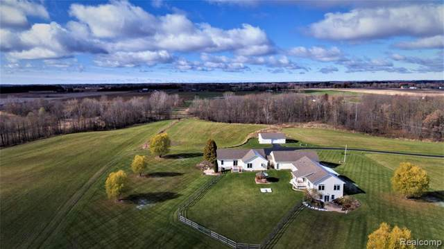 1372 Barnes Road, Rich Twp, MI 48744 (#219117095) :: Team Sanford