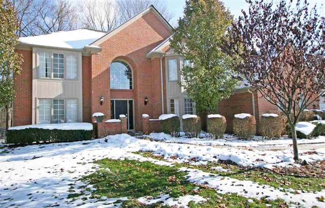 51620 Colonial, Shelby Twp, MI 48316 (#58050000496) :: The Alex Nugent Team | Real Estate One