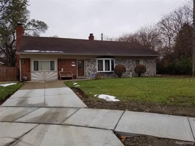 15890 E Crestmont Street, Roseville, MI 48066 (#219117199) :: Duneske Real Estate Advisors