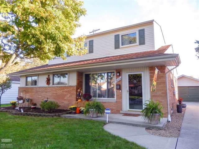 15454 Elderwood St., Roseville, MI 48066 (#58050000495) :: Team Sanford