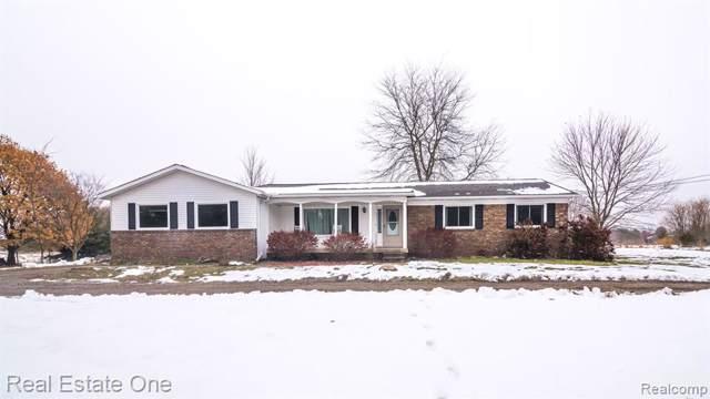 13583 Crooked Creek Drive, Green Oak Twp, MI 48178 (#219117213) :: GK Real Estate Team