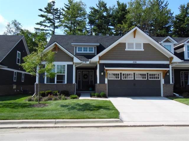312 Curtiss Lane, Saline, MI 48176 (#543270055) :: GK Real Estate Team