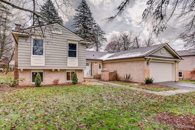 2777 Wareing Drive, Orion Twp, MI 48360 (#219117227) :: The Buckley Jolley Real Estate Team