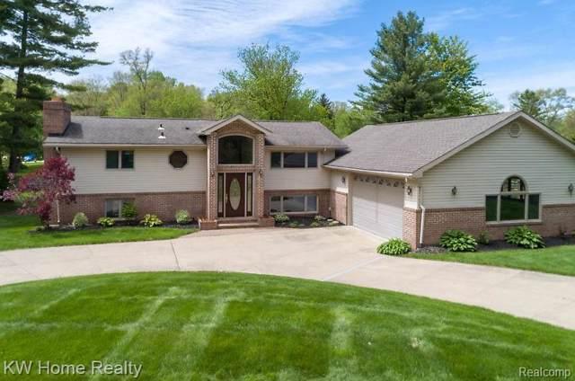 29632 Pond Ridge Road, Farmington Hills, MI 48334 (#219117244) :: Duneske Real Estate Advisors