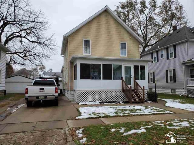 310 Riverview Ave, Monroe, MI 48162 (#57050000515) :: GK Real Estate Team