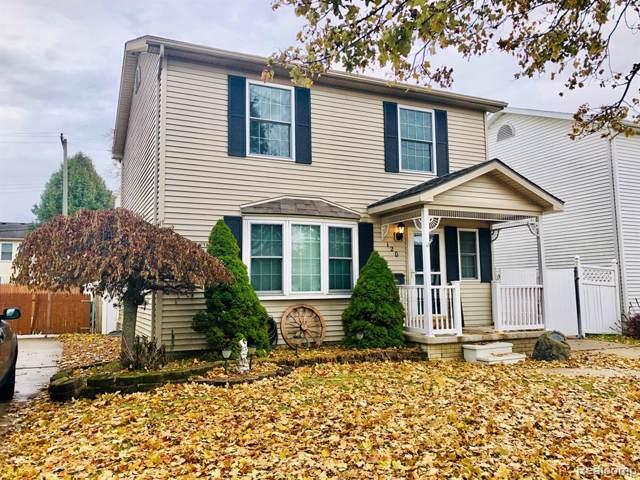 120 Maple Boulevard, Monroe, MI 48162 (#219117280) :: The Buckley Jolley Real Estate Team
